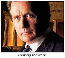 Martin Sheen as President Bartlett